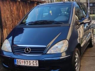 Mercedes Benz A 140 Elegance