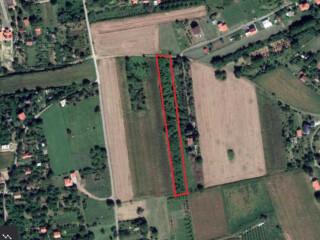 Prodajem parcelu u Petrovaradinu - ŠIRINE