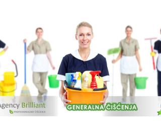 Potrebne radnice za generalna ciscenja