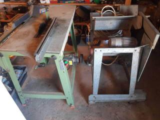 Dva CIRKULARA nemačke proizvodnje