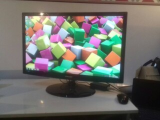 "SAMSUNG S27B350H Full HD GAMER 2ms HDMI 27"""