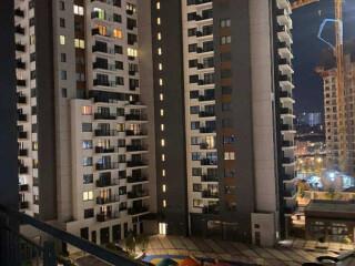 Izdajem trosoban stan 85m2, Beograd na vodi, Vista