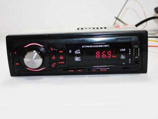 Auto Radio sa BLUETOOTH-om, Aux, USB, SD