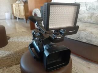 Sony NX100 full hd video kamera